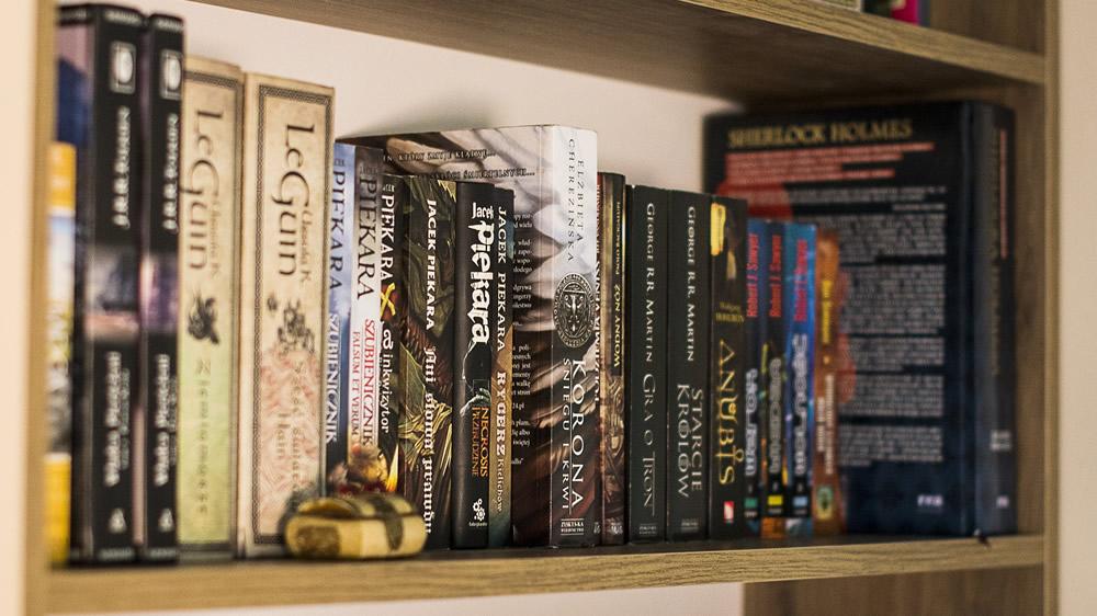 専門家の本棚の画像